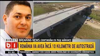 AUTOSTRADA COMARNIC- BRASOV  SE DESCHIDE UN NOU TRONSON_Stiri b1_17 decembrie 2020
