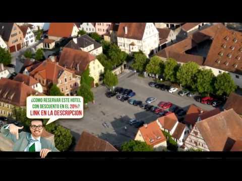 Akzent Hotel Schranne, Rothenburg ob der Tauber, Germany, HD revisión