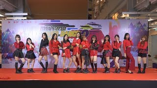 181125 K-GIRLS cover IZ*ONE (아이즈원) - Intro + La Vie en Rose (라비앙로즈) @ The Hub SS2 (Final)