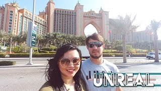 TRAVEL DUBAI VLOG | Atlantis u0026 The Palm Island 杜拜旅遊 #8