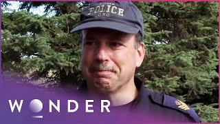 The Emotional Bond Between Dog And Officer | K9 Mounties | Wonder