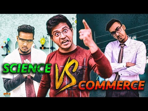 Science Vs Commerce (Epic Bangla Rap Battle) | Fusion Productions | ft. Shamim Hasan Sarkar |