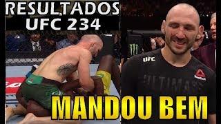 Lando Vannata x Marcos Rosa ( RESULTADOS UFC 234 )