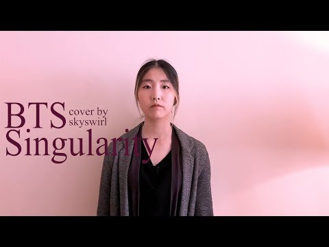 BTS (방탄소년단) - Singularity Vocal Cover