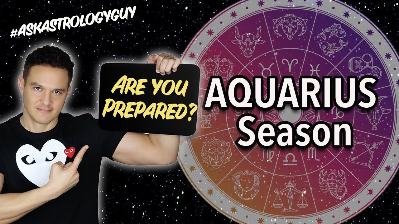 Download Are You Prepared for AQUARIUS SEASON? (All SIGNS!!)
