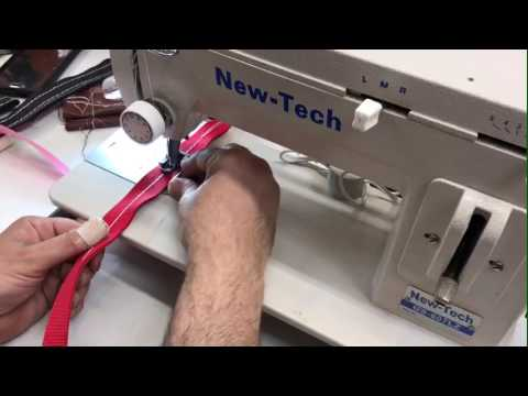 NewTech Portable Walking Foot YouTube Extraordinary Sewline Walking Foot Sewing Machine