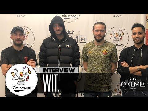 Youtube: WIT. – #LaSauce sur OKLM Radio 06/02/19