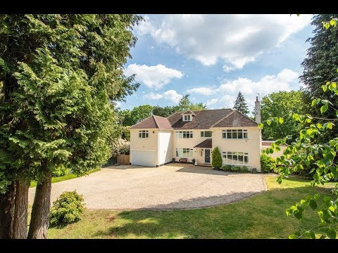 A Six Bedroom Detached Family Home For Sale in Fleet