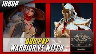 bdo pvp lvl 60 warrior with grunil vs lvl 60 witch 2017