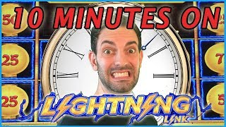 🌩🔗 10 Minutes on Lightning Link ✦ 10 MINUTE TUESDAYS ✦ Slot Machine Pokies w Brian Christopher