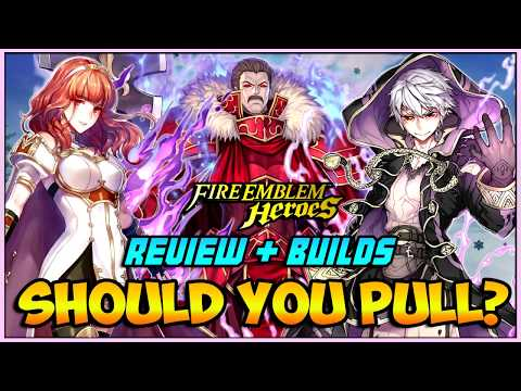 Should You Pull? Fallen Heroes Banner: Unit Review, Analysis, and Builds! - Fire Emblem Heroes