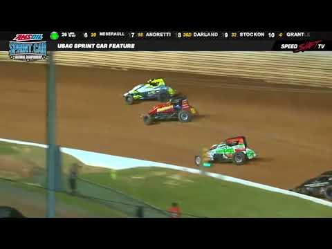 "USAC ""Eastern Storm"" Highlights | Port Royal Speedway 6.16.18"