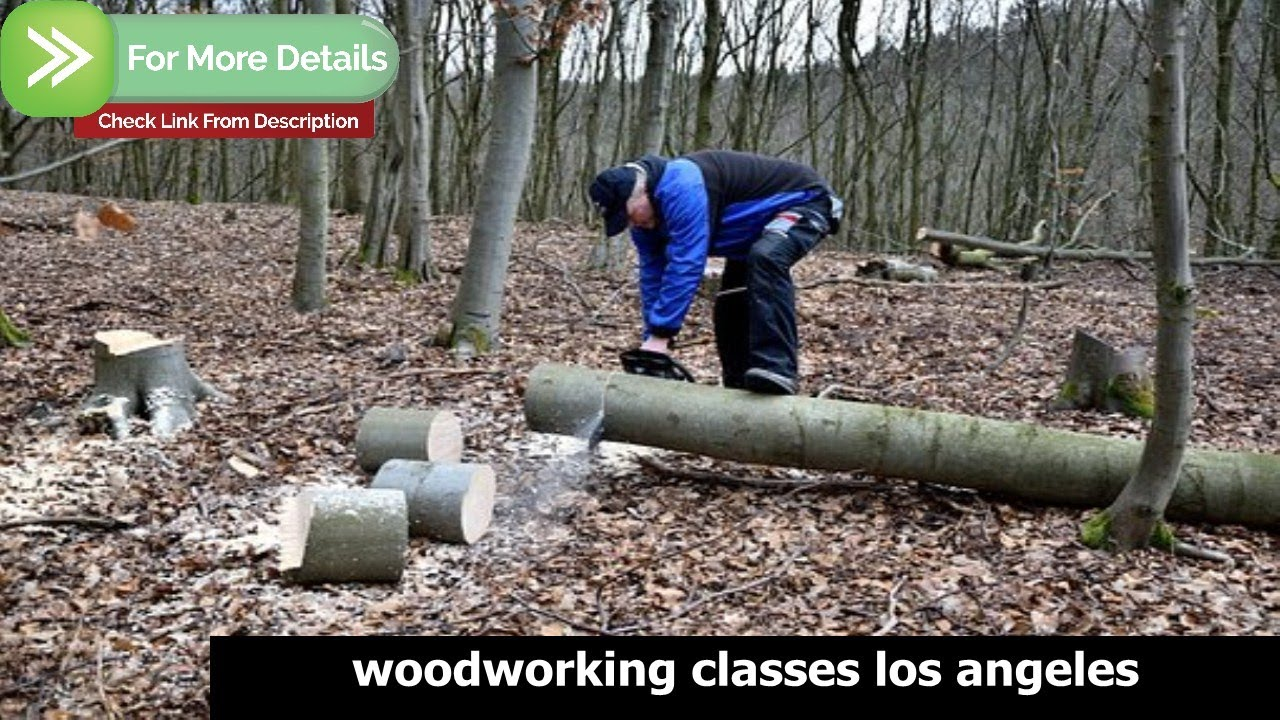 Woodworking Classes In Los Angeles