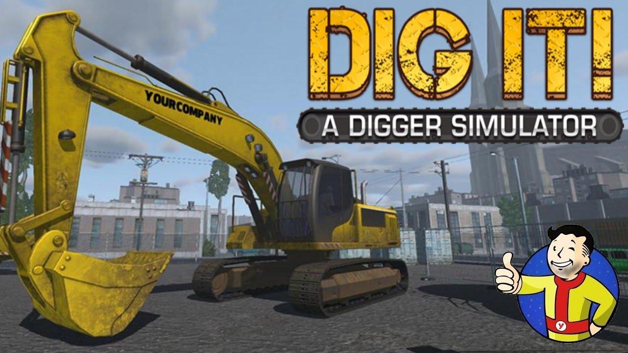 dig it a digger simulator.iso