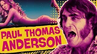 PAUL THOMAS ANDERSON (SANGUE NEGRO, MAGNOLIA) - TUDO SOBRE