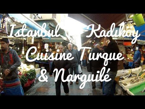 la-street-food-d'istanbul-à-kadıköy,-cuisine-turque-et-narguilé-!