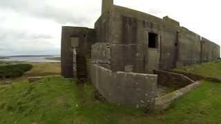 Wee Fea flyaround, Hoy, Orkney