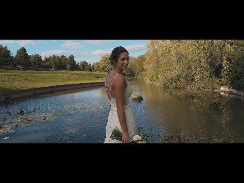 Louis & Michelle Wedding at Essendon Golf Club