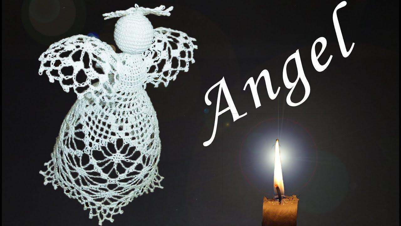Engel Kostenlose Anleitung Weihnachtsengel Häkeln Teil I Körper