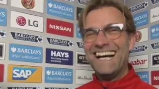 Jurgen Klopp Most Funny Moments Ever