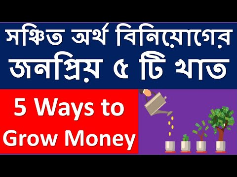 Top 5 Popular Investment Options in Bangladesh for Investors | Personal Finance | Financial Planning