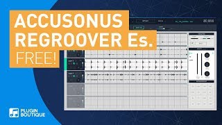 Free Plugin | Regroover Essential by Accusonus