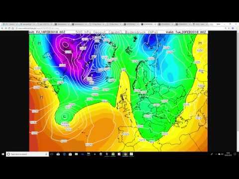 Extreme Differences Between ECM & GFS Next Week
