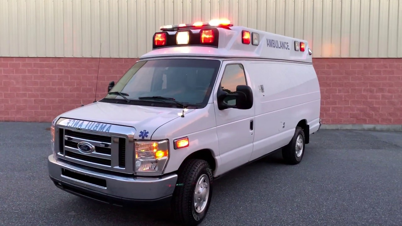 Used AEV Ambulance For Sale by Pilip Ambulances in Pennsylvania - Ambulance  Dealer