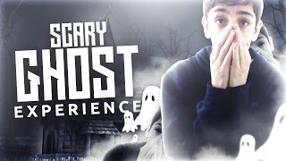 SCARY GHOST EXPERIENCE!! | Paranormal | FaZe Rug