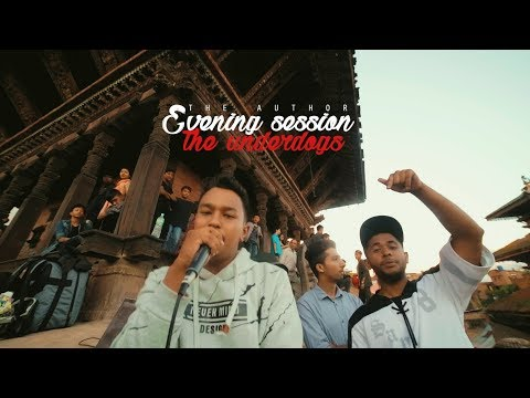 Rohit Shakya x The Underdogs (Uniq Poet, Symfamous, Grizzle,  Menace) :Evening Session: Wondergods