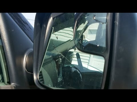 How To Replace Mirror Replacing On Dodge Ram 2500 1500 3500 Heated