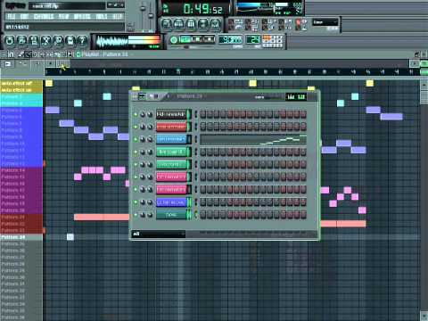 vir 2 electri6ity in FL studio 9 - my demo  ..- by Dj7days