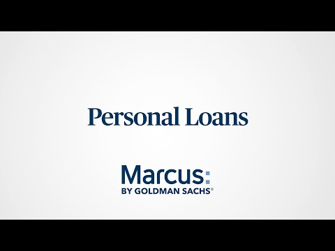 Personal Loans 101 | Marcus by Goldman Sachs®
