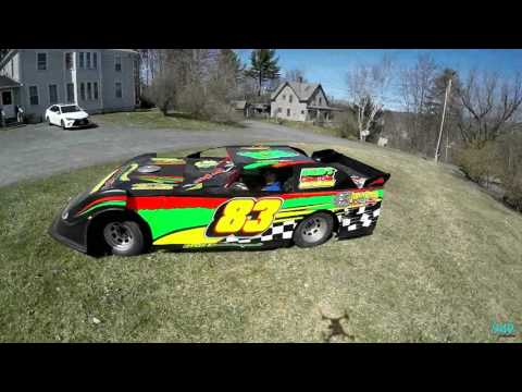 949 Productions: #83 Late Model Driver Tim Martin Bear Ridge Speedway