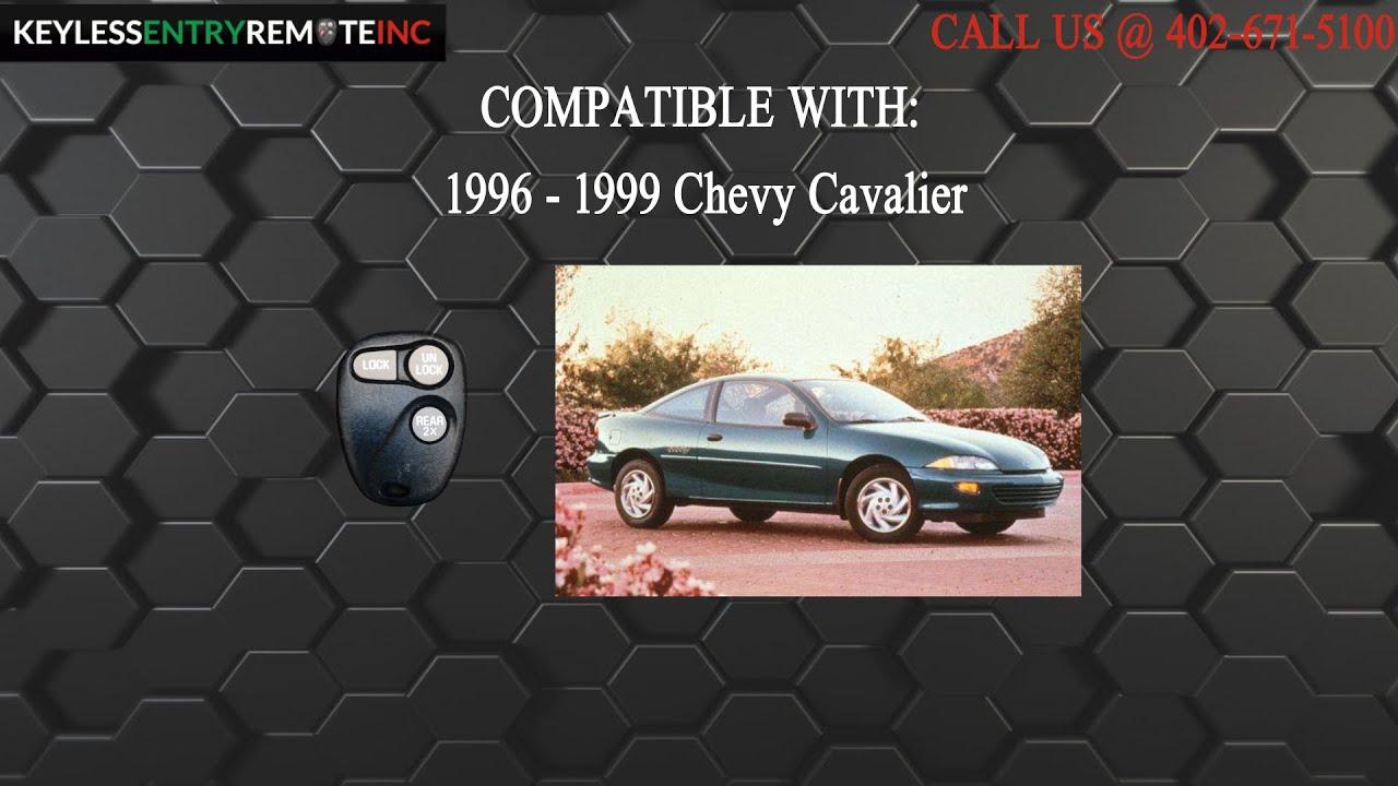 chevrolet cavalier 1997 battery