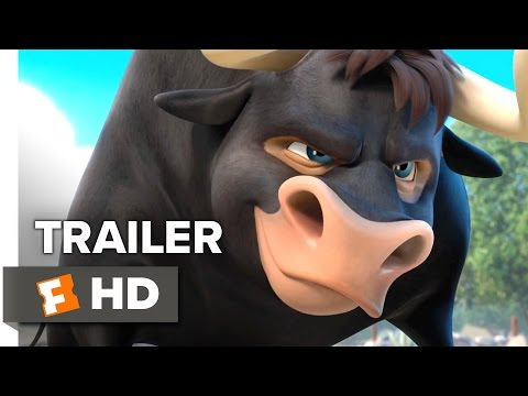 Thumbnail: Ferdinand Trailer #1 (2017) | Movieclips Trailers
