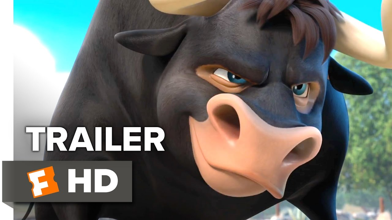 Ferdinand Teaser Trailer 1 2017 Movieclips Trailers Youtube