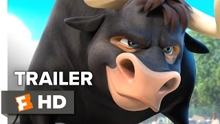 Ferdinand Trailer #1 (2017) | Movieclips Trailers