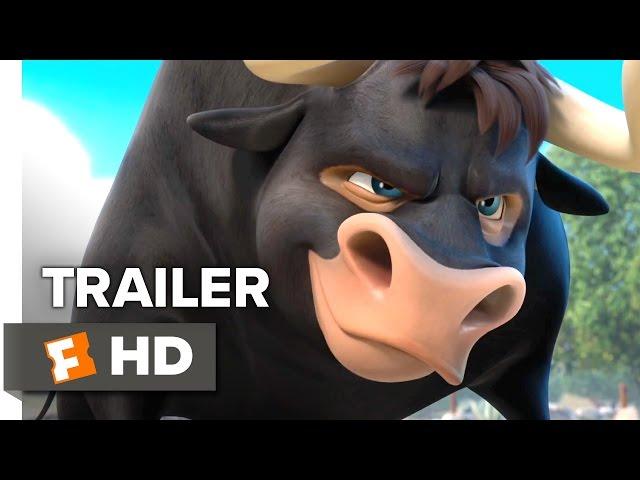 El toro más tierno del cine en el tráiler de 'Ferdinand'