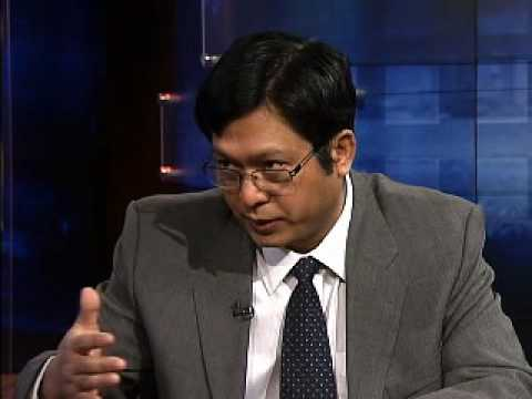 Interview with Thai Deputy Prime Minster (English)