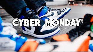 2019 Cyber Monday Clothing:Sneaker Sale guide! 50% OFF!!
