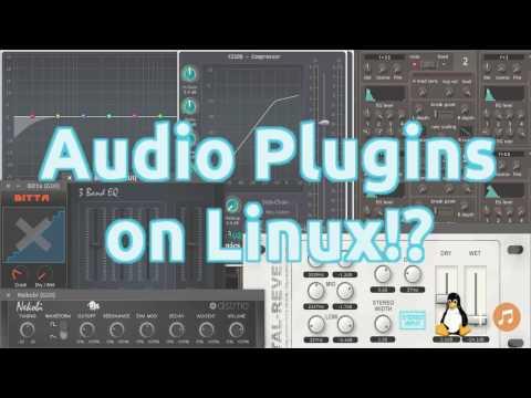 Audio Plugins on Linux!? | Tutorials