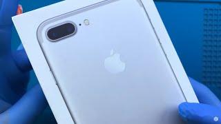 ¡LA PUERTA DEL COCHE ESTÁ Atascada! ¿Funcionará el iPhone 7 Plus?