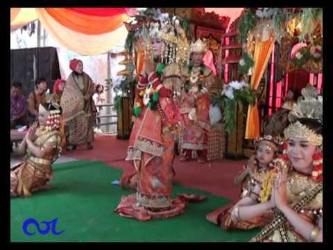 Tarian Pagar Pengantin Khas Palembang | OOC 2014