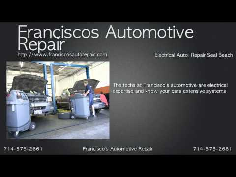 Electrical Auto Repair Seal Beach