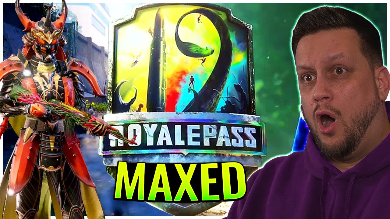 Download MAXING THE S19 ROYALE PASS - Giveaways & Jump Scares!