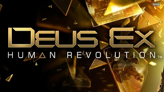 Deus Ex 3 Human Revolution Story German FULL HD 1080p Cutscenes / Movie
