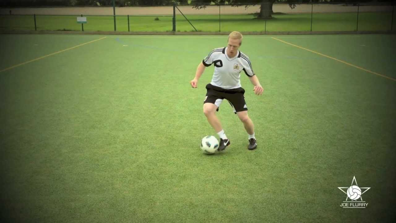 Learn how to Dribble like Messi - Football Soccer Ball ...