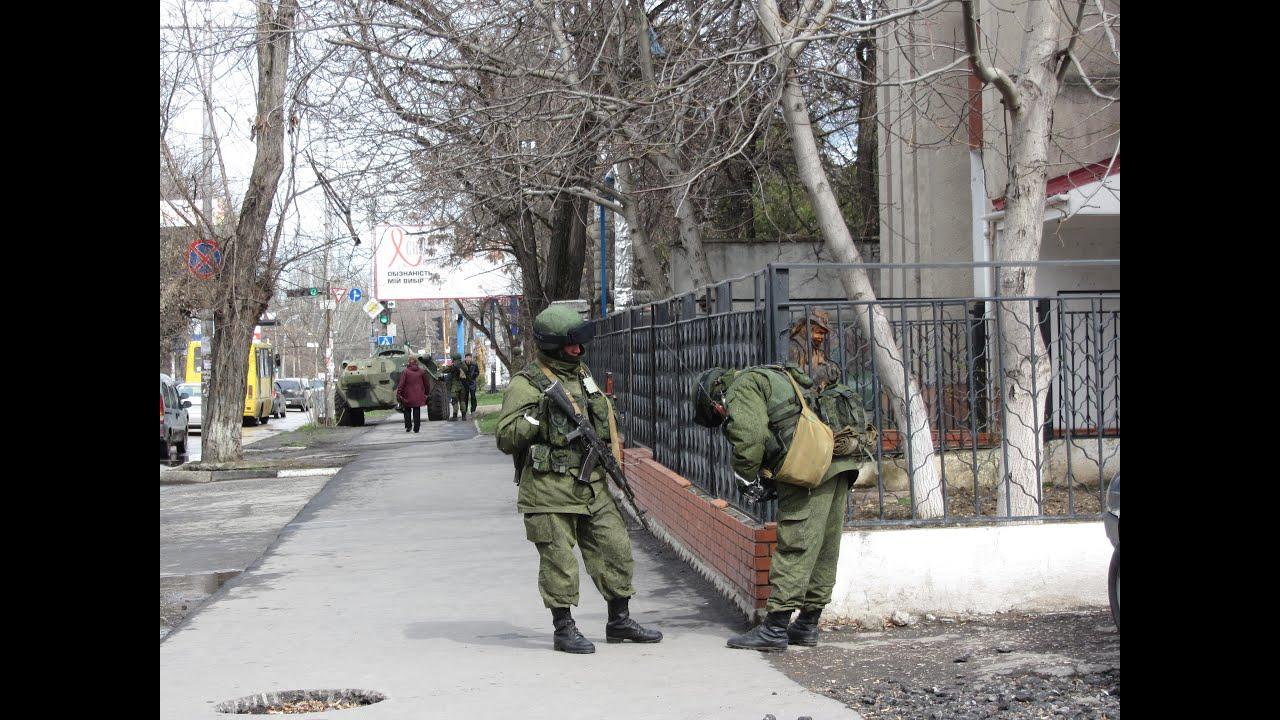 16 марта 2014 года - День референдума в Крыму