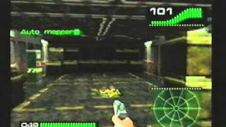 Alien Trilogy - Level 01 - Entrance
